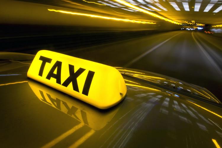 taxi con gps