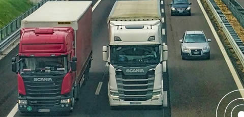 gps rastreo camiones